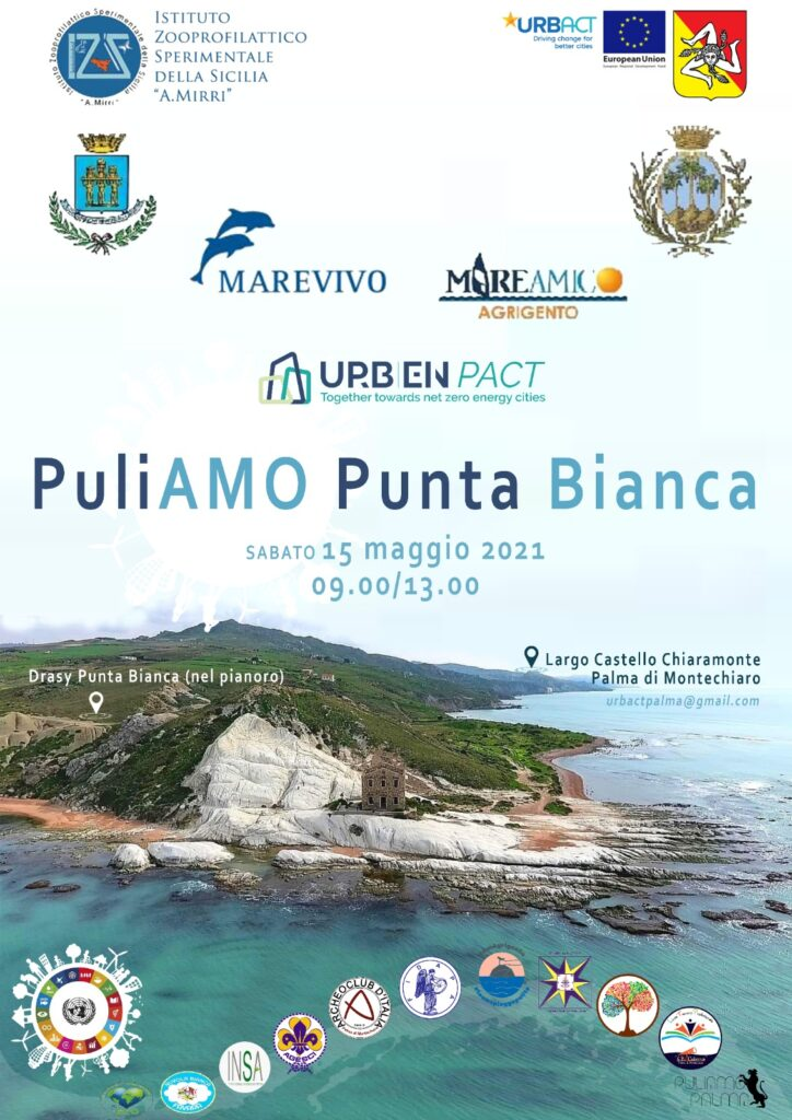 PuliAmo Punta Bianca
